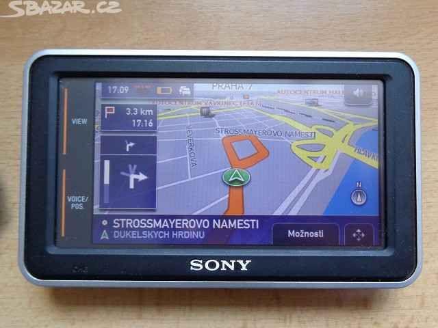 Navigace Sony do mého auta Lancia Thema
