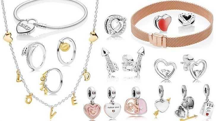 braccialetto pandora san valentino