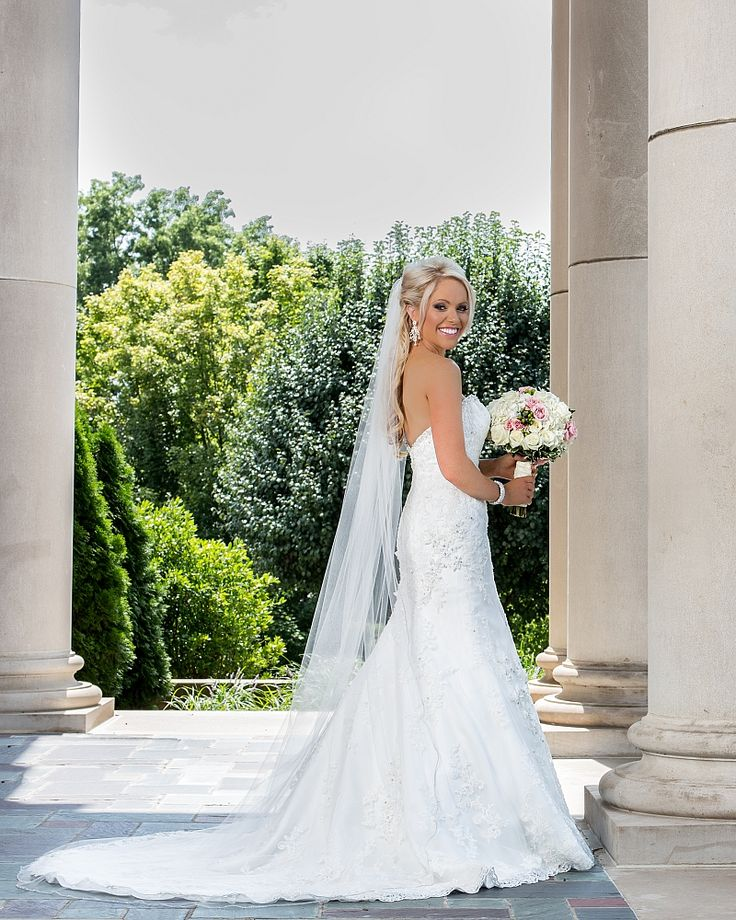 53 best real weddings images on pinterest bride the for Wedding dresses kingsport tn