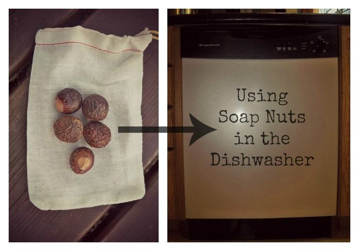 Soap nuts in the dishwasher?! What?! How have I not heard of this before. We are entering a whole new level of frugal! YES!