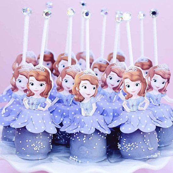Royal celebration sofia the first birthday party when event