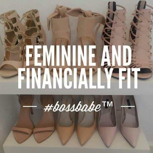 Hard Working Women-Alpha Female _ Independent - Boss with Class
