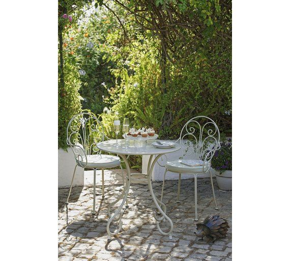 Buy Heart of House Jasmin 2 Seater Bistro With Cushions at Argos co uk. 8 best Garden Furniture images on Pinterest   Ikea outdoor  Ikea