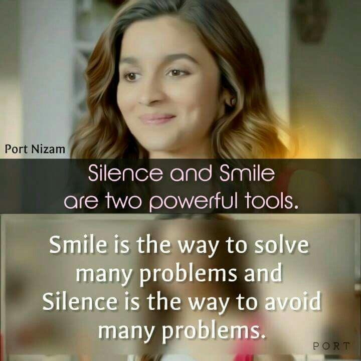 Image Result For Bollywood Quotes From Dear Zindagi Alia Bhatt
