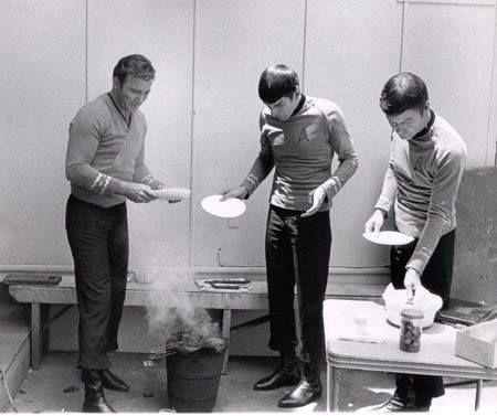 Star Trek BBQ