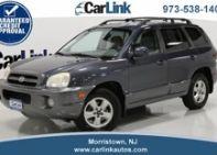 2006 Hyundai Santa Fe GLS Morristown NJ http://www.carlinkautos.com/