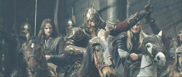 Lord Of The Rings Theoden S Speech Helms Deep