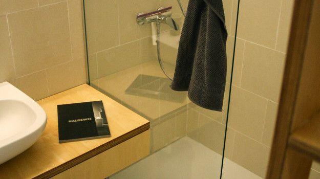 Návrh kúpeľne bytu- Interiér bytu Zochova, Bratislava - Interiérový dizajn / Bathroom interior by Archilab