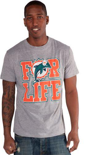 Miami Dolphins Womens Shirts