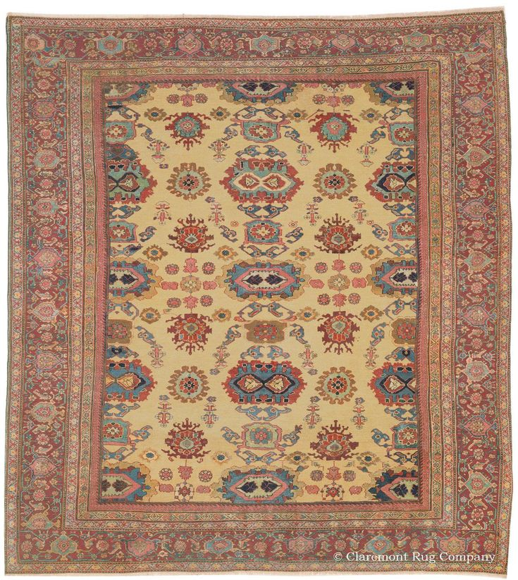 Oriental Rugs Jupiter Florida: 22 Best Images About Antique Persian Sultanabad Rugs On