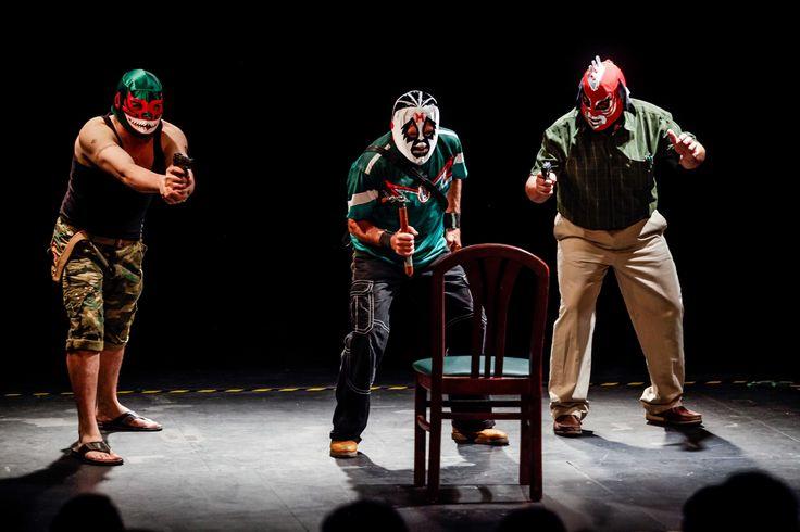 La extinción de los dinosaurios. De Luis Ayllon. 2015 #Teatro #Comedia