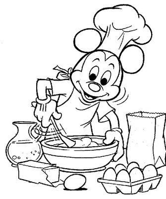 39 best Cooking with Kids images on Pinterest Coloring pages