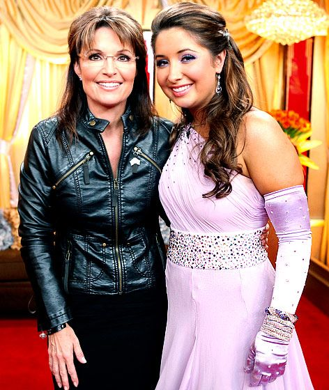 """Sarah Palin and Bristol  The DWTS: All-Stars contestant has had to develop a thick skin as she navigates Hollywood as the daughter of Alaska's former governor. In 2011, Bristol -- herself the mom of 3-year-old Tripp -- was heckled while riding a mechanical bull at the Saddle Ranch in L.A. """"You're mother's the f--king devil, dude,"""" a man yelled. After a fiery exchange with her heckler -- whom Bristol accused of being gay when he said he thought Sarah was evil -- Bristol stormed out of the…"""