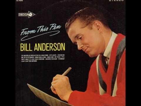Bill Anderson - Saginaw Michigan