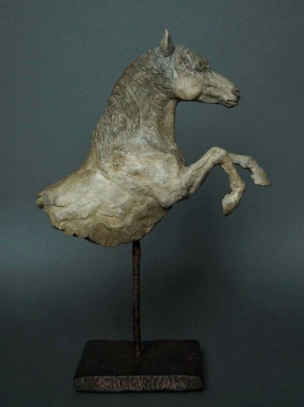 Fontivero - ceramiczne konie