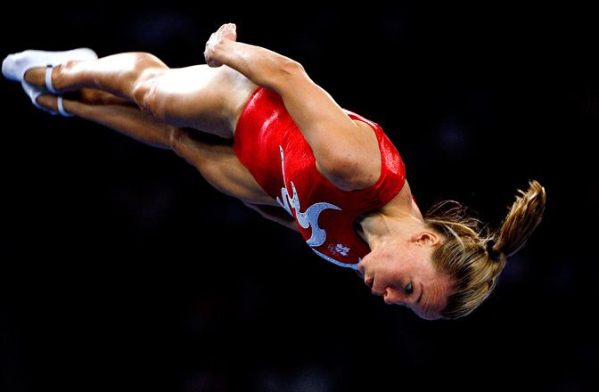 Gymnastics – Trampoline