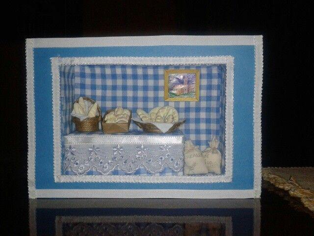 Panaderia miniatura.