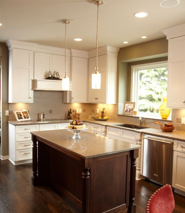 Pinterest Kitchen Ideas: Small Kitchen Ideas