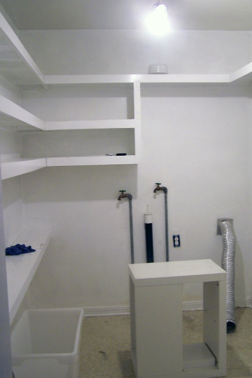 17 Best Images About Laundry Room Storage Shelves Design