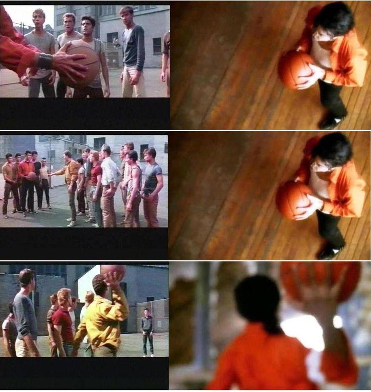 【3/5】 West Side Story & Jam ウエストサイド物語&ジャム Michael Jackson マイケル・ジャクソン