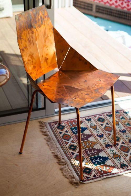 Urbnite: Real Good Chair By Blu Dot