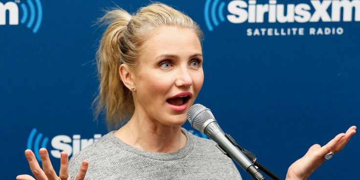 Cameron Diaz Discusses Poop On Dr. Oz Because Sure, Why Not