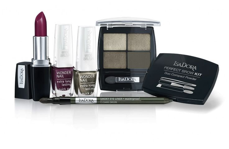 IsaDora launches Rock & Romance collection