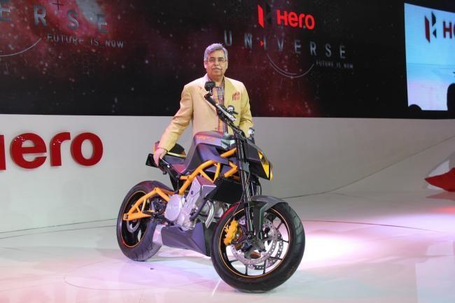 Hero Hastur, Moge Asal India Bermesin 620cc - Vivaoto.com - Majalah Otomotif Online