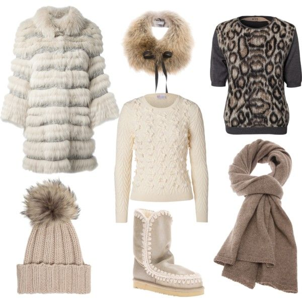 """Time for knitwear"" by stockholmmarket on Polyvore"