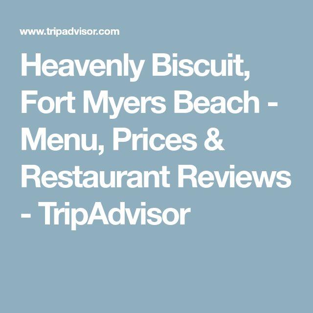 Heavenly Biscuit, Fort Myers Beach - Menu, Prices & Restaurant Reviews - TripAdvisor