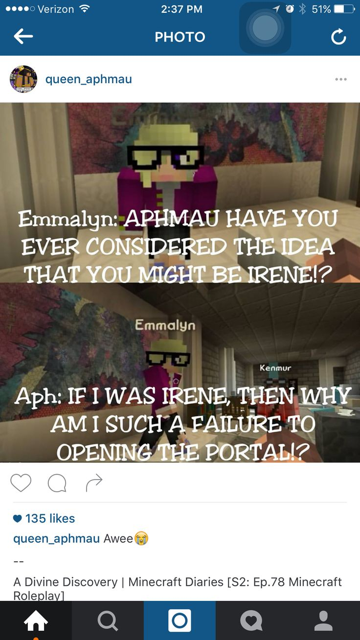 No Words For The Feels This Episode Could Aphmau