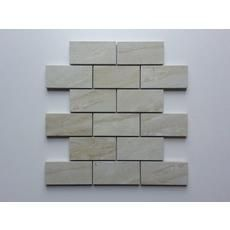 2 Inch x 4 Inch Sea Cliff Mosaic Ceramic Tile