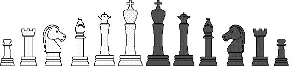Large Chess Pieces.. free  clip art game pieces | Free Chess Clipart. Free Clipart Images, Graphics, Animated Gifs ...