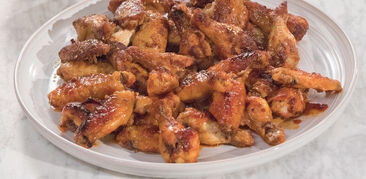 Mediterranean Chile Chicken Wings By Giada De Laurentiis