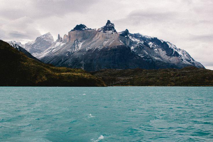 Torres del Paine Lago Pahoe Chile