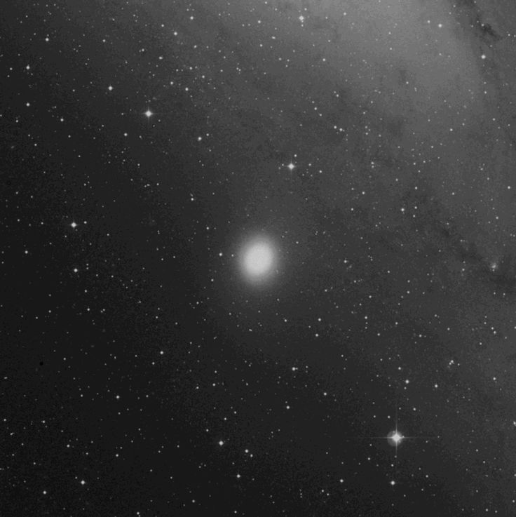 Object Name: Messier 32 Alternative Designations: M32, NGC 221 Object Type: Type E2, Elliptical Galaxy Constellation: Andromeda Right Ascension: 00 : 42.7 (h:m) Declination: +40 : 52 (deg:m) Distan…