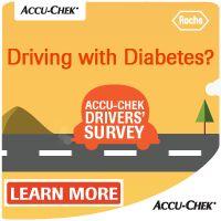Accu-Chek Drivers' Survey Infographic