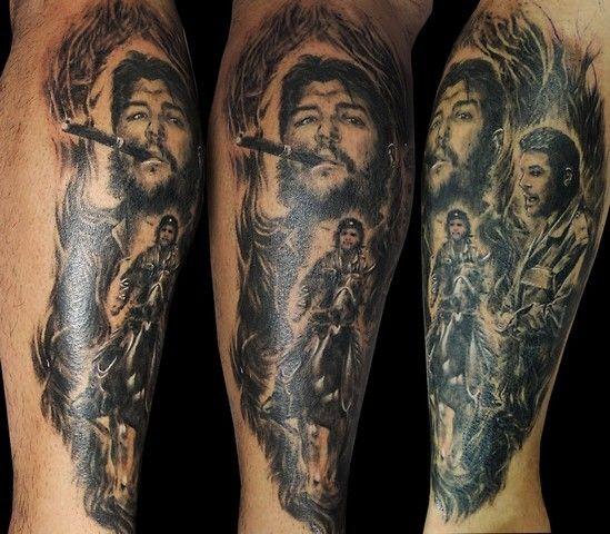 Che Guevara Sleeve Tattoos 9.jpg