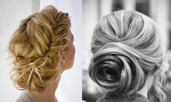 Acconciature-2015-twisted-bun, capelli primavera estate 2015, tagli p/e 2015, capelli raccolti estate 2015