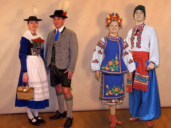 Историю национального костюма великобритании