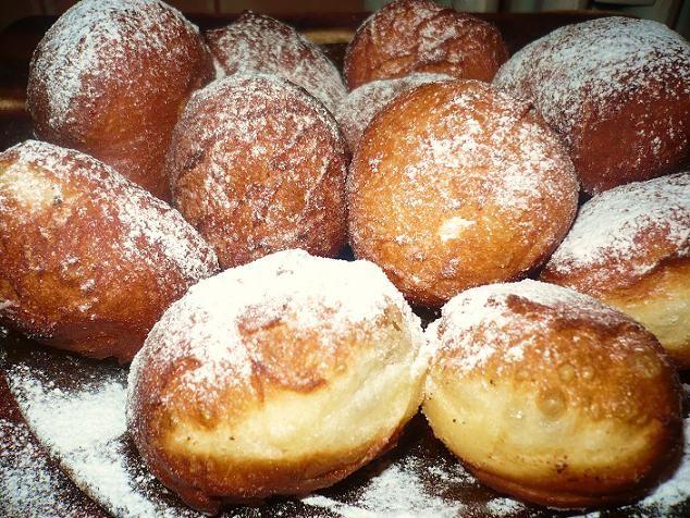My Godmother Jeni made the best! Retete culinare : Gogosi cu iaurt, Reteta postata de epurasha2bb in categoria Dulciuri