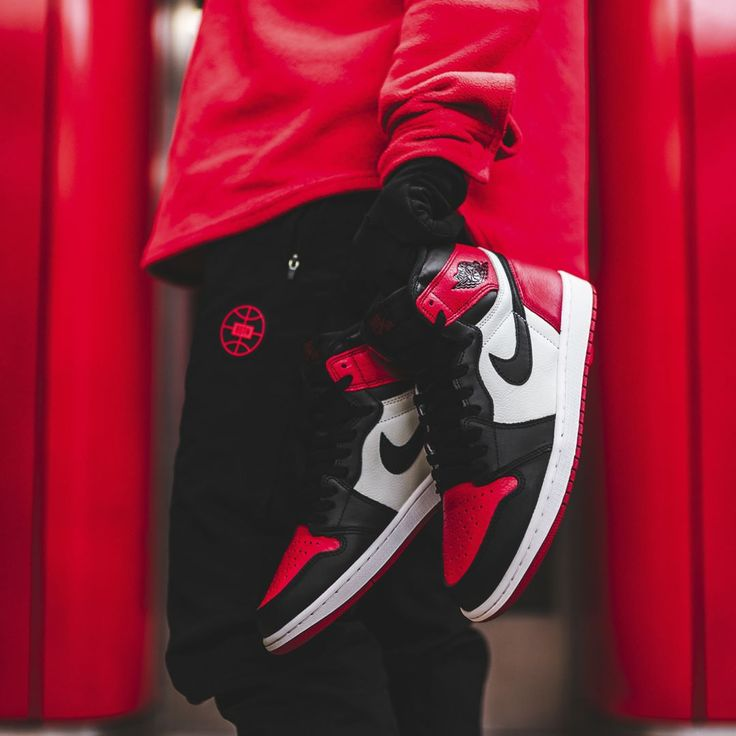 "3,028 Likes, 46 Comments - BSTN Store (@bstnstore) on Instagram: ""The Air Jordan 1 Retro High OG ""Bred Toe"" will be available instore first 24.02 at 11 CET (Hamburg…"""