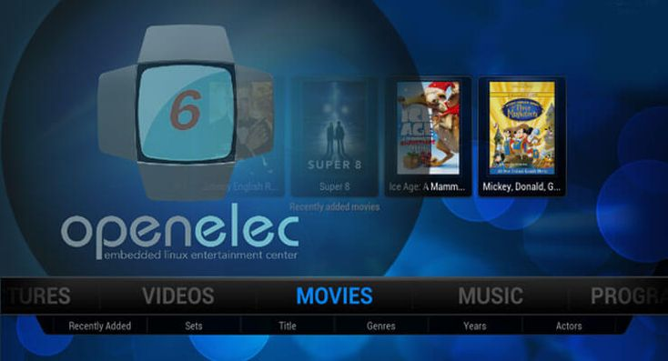 OpenELEC 6.0.3 Release: Some features from the future  https://www.htpcbeginner.com/openelec-6-0-3-released/  On February 29th, 2016Open Embedded Linux Entertainment Center (OpenELEC) announced its new OpenElec 6.0.3 Release.OpenELEC is a Linux distribution designed for home theater PCs and based on the Kodi media player. What's New in OpenELEC 6.0.3 Release? This new OpenELEC 6.0.