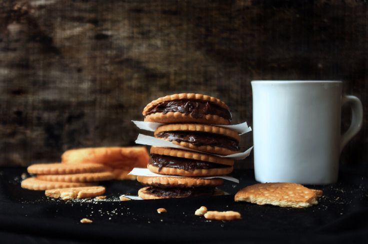 Cookies make everything better by Good Food Photography.