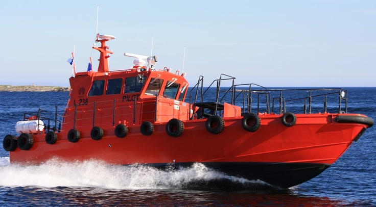 Oy Kewatec AluBoat Ab and the Swedish Maritime Agency have signed a deal for a series of fast pilot vessels Finnish boats of the Pilot 1500-series
