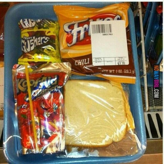 Ghetto Lunchables