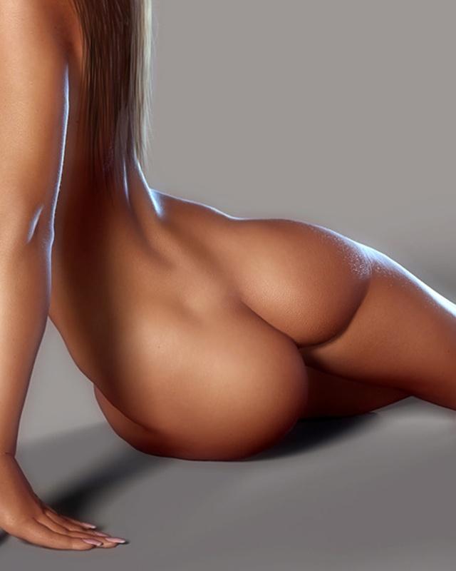 Female Naked Ass 60