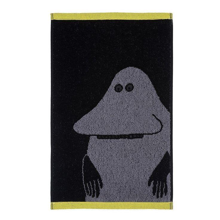 Groke hand towel by Finlayson #groke #moomin