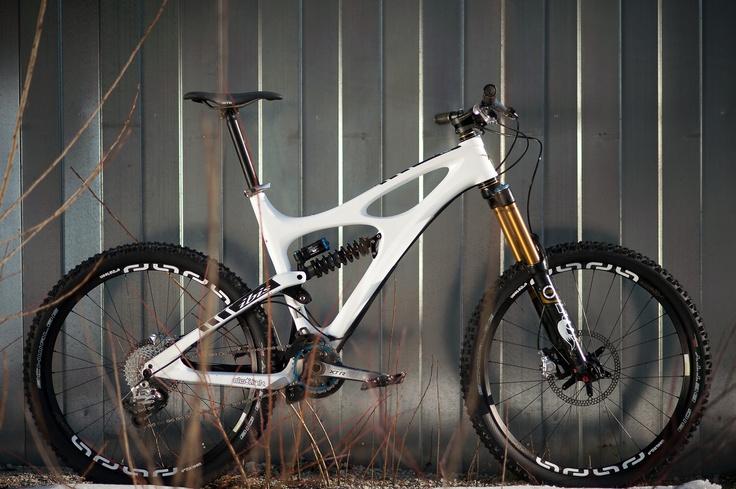 Ibis Mojo HD - martinzone's Bike Check - Vital MTB
