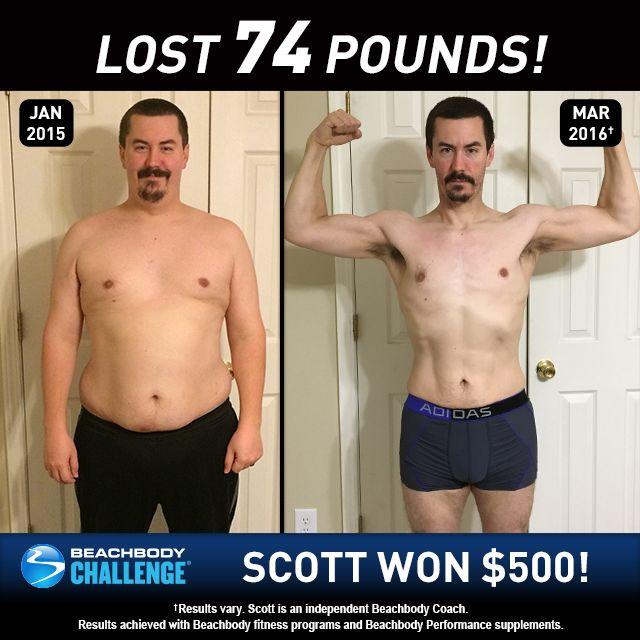 scott shellady weight loss